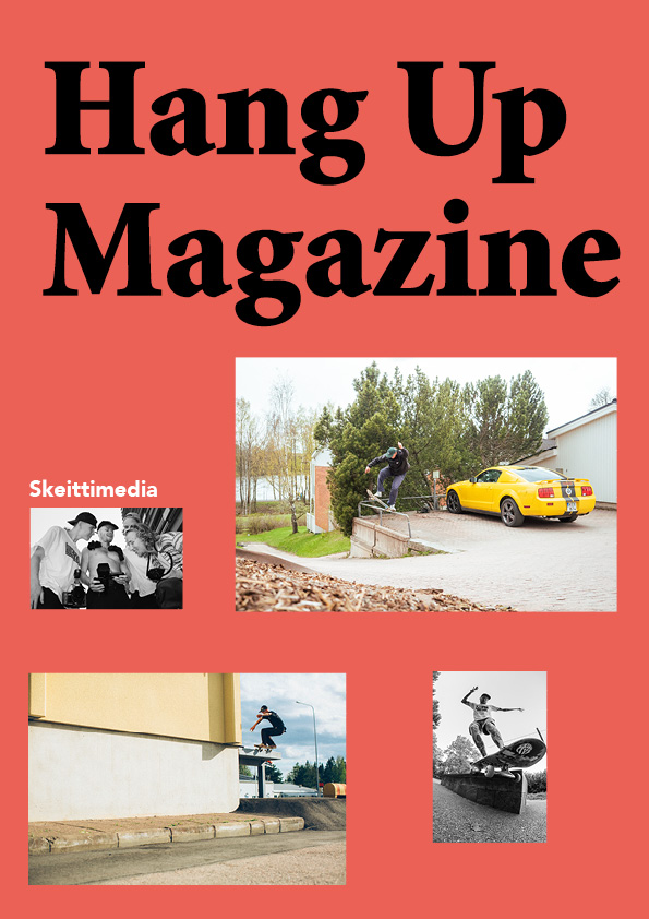 Hang Up Mediakortti